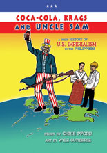 Coca-Cola, Krags and Uncle Sam cover